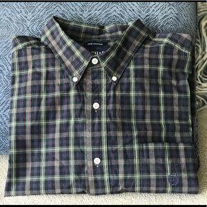 Like new XL long sleeve button down shirt 👔